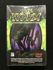 Rage The Wyrm Limited Edition Booster Box - Factory Sealed