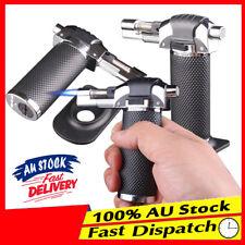 Welding Torch Jet Lighter Flame Straight Outdoor Windproof Refillable Butane Gas
