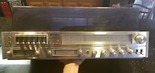 HITACHI Quatramode Record Player 8 Track Cassette AM-FM Stereo Vintage SDQ-8810H