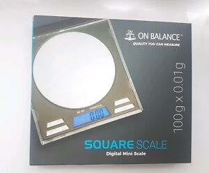 New Packing Digital CD Scales 0.01 x 100 GM Counting Scale 0.01 GM ON BALANCE