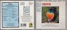 Brasso,a. und Chopin,Frederic - Piano Sonatas 2 & 3, CD