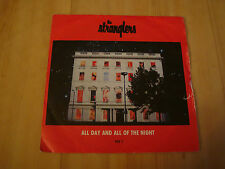 """THE STRANGLERS - ALL DAY AND ALL OF THE NIGHT ( UA  7""""  )"""