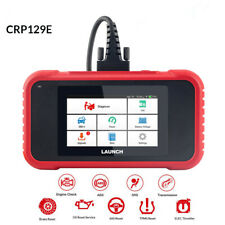 Launch X431 CRP129E for OBD2 ENG ABS SRS AT Diagnosis and Oil/Brake/SAS/TMPS/ETS