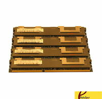 32GB (4X8GB) DDR3 ECC REG. MEMORY FOR DELL PRECISION WORKSTATION T5600, T7600
