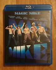 Magic Mike (2012) Like New Blu-ray + DVD Channing Tatum, Alex Pettyfer