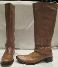 Russell & Bromley Block Heel 100% Leather Boots for Women