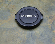 Genuine Minolta MD 49mm Front Lens Cap Snap-On  (#3264)