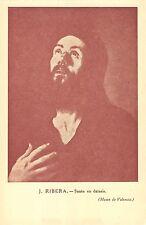 BR70738 j ribera santo en extasis   painting valencia postcard  spain
