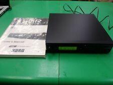 Korg X5Dr Ai2 Synthesis Module Midi New internal Battery! w/ 100-240V adaptor