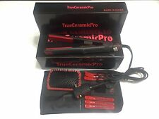 True Ceramic Pro Iron Infrared Hair Straightener Free Ship 2 U.S. & Puerto Rico