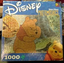 Disney Winnie the Pooh Photomosaics Jigsaw Puzzle 1000 pc