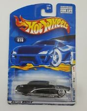 Hot Wheels 2000 #078 First Editions #18 x36 So Fine W/Lace Buick Black