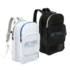 Yonex Badminton Backpack Racket Racquet Bag Black/White 99Bp003U