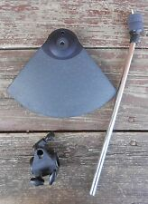 Yamaha PCY65 Single Trigger Cymbal w/ Mounting Hardware PCY-65 dtXplorer et al