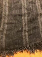 multicolor fall plaid scarf Vintage lauren liz scarf Rare!! size 15x70 inches