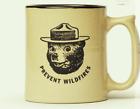 FILSON x Red Wing Smokey Bear Mug - RARE, 75th anniversary, Limited Edition