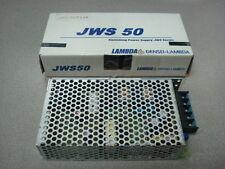 NEW Densei-Lambda JWS50-15/A Switching Power Supply 15VDC 3.5A