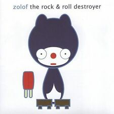 The Popsicle EP [EP] by Zolof the Rock & Roll Destroyer (CD, Apr-2005, Eyeball)
