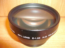 Olympus se/L E-1.3X Lente Teleconvertidor HQ ~ 52 mm (20JN13)