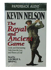 Kevin Nelson - THE ROYAL E Ancient Gioco - AUDIOLIBRO - libri su nastro