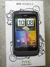 HTC Wildfire S - OVP - TOP