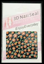 Bindi Fleur Bijou Decoration Stickers Autocollant pour Ongles Art Nail  3161