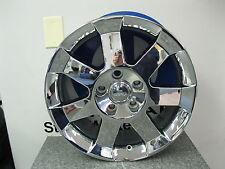 06-15 Jeep Wrangler Commander New Chrome Cast Aluminum Wheel Mopar Factory Oem