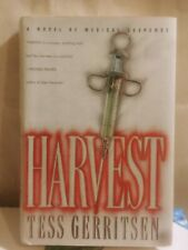 Harvest by Tess Gerritsen,Medical Thrillers, Mystery, Psychological Fiction NEW