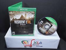 Xbox One Game Resident Evil biohazard #MANDY