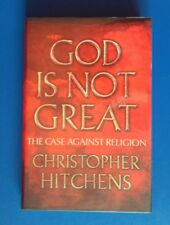 *SIGNED* Christopher Hitchens GOD IS NOT GREAT *FIRST EDITION* Hardback d/j 2007