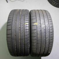 2x Michelin Pilot Super Sport 245/35 R21 96Y DOT 0918 6 mm Sommerreifen