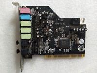 PCI Soundkarte Terratec TTP8 Ver 1.1 - 5.1 - optical - Aureon Fun - 32bit