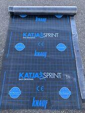 Knauf Katja Sprint Abdichtungsbahn Selbstklebend Polymerbitumen 18,5qm