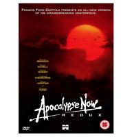 Apocalypse Now Redux - Marlon Brando -  DVD NEW & SEALED