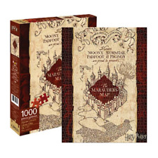 Harry Potter The Marauders Map 1000 Piece Jigsaw Puzzle NEW