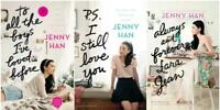 Jenny Han TO ALL THE BOYS I'VE LOVED BEFORE Young Adult Series PAPERBACK Set 1-3