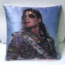 14 X14Inches Michael Jackson WORLD TOUR Zipper Pillowcase Bedding Cushion Cover