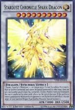 Stardust Chronicle Spark Dragon - YF09-EN001 - Ultra Rare Limited Edition