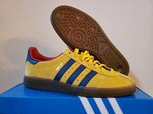 Adidas Originals SNS GT London Yellow/Navy/Red US Mens Size 8