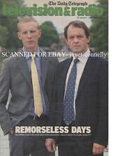 KEVIN WHATLEY LAURENCE FOX LEWIS ~ TV & RADIO MAGAZINE ( 28 Jan-3 Feb 2006)