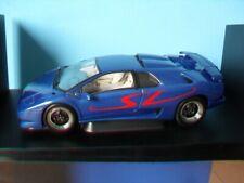 Lamborghini Diablo SV Blue 1:18 Autoart