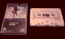 AC/DC Destaca Tu Video - Argentina Cassette 1988 - Blow Up Your Video