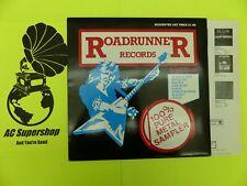 "Roadrunner records 100% pure metal sampler - LP Record Vinyl Album 12"""