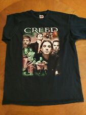 Creed Concert T Tour 2002 Shirt Size Xl nice pre owned codition
