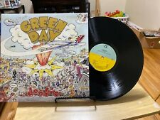 GREEN DAY DOOKIE Lp Record Vg+ 180g