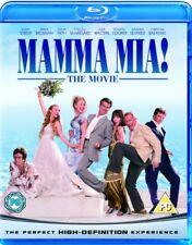 NEW Mamma Mia - The Movie Blu-Ray