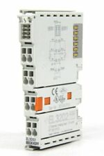 BECKHOFF EL3202 2-Kanal-Analog-Eingangsklemme Pt100 (RTD) 2- u 3-Leiteranschluss