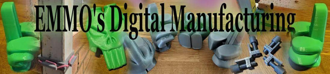 Emmo's 3D Digital Manufacturing