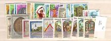 1986 MNH Luxemburg year collection, jaargang, Postfris