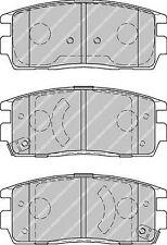 Ferodo fdb1935 Rear Axle Premier Car Brake pad set replaces 95459513